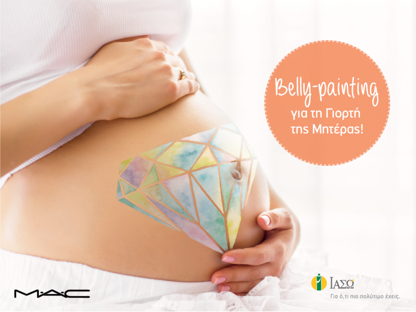 BELLY PAINTING IASO
