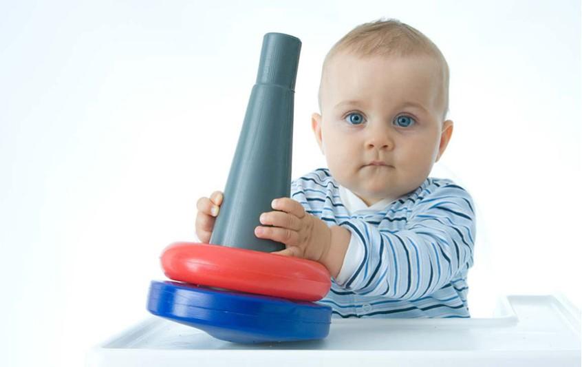 Η ασφάλεια του μωρού μου στο παιχνίδι