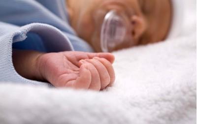Μανικιούρ και πεντικιούρ μωρών