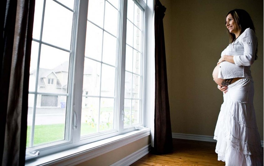 Ασφαλές περιβάλλον στο σπίτι. Προστασία εγκύου.