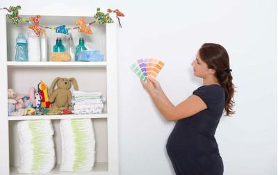 Εγκυμοσύνη. Ντύστε τη με χρώμα!