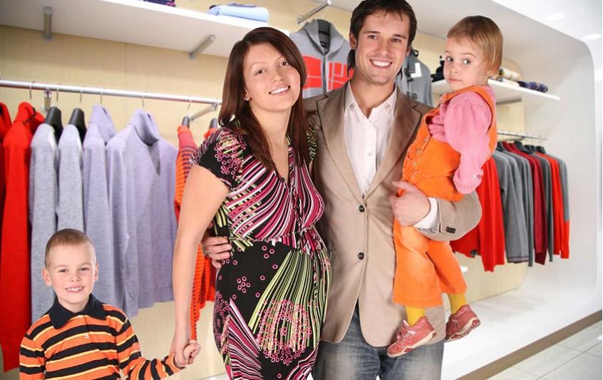 Τα ρούχα της εγκυμοσύνης