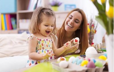 Πασχαλινές δραστηριότητες με τα μικρά σας