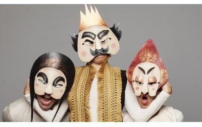 Κερδίστε διπλές προσκλήσεις για τη θεατρική παράσταση Κουκουμπλής