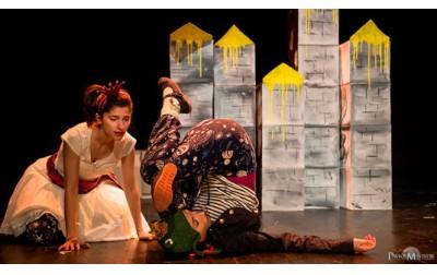 3 διπλές προσκλήσεις για τη ΒατΡαπουνζέλ στο θέατρο Πόλη