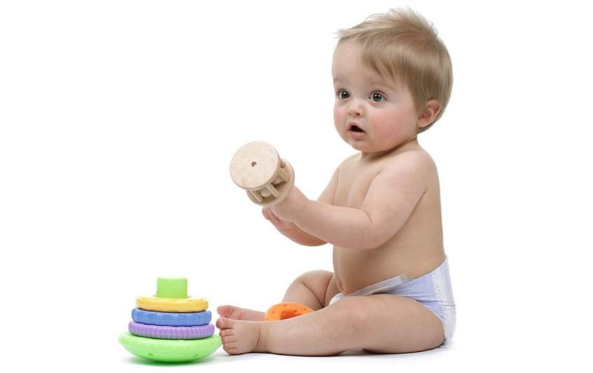 Κινητική εξέλιξη του μωρού σας