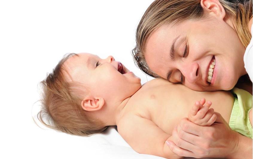 Το βρεφικό μασάζ - Τέχνη αγγίγματος και επικοινωνίας με το μωρό σας!
