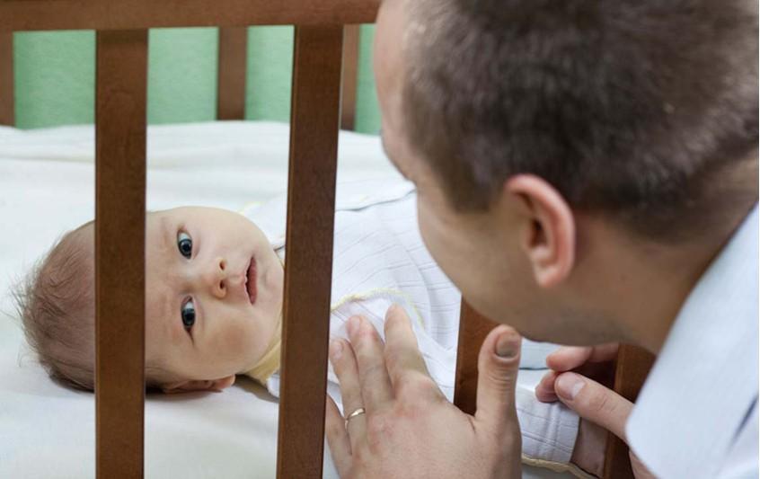 Ο ρόλος του πατέρα στην εξέλιξη του παιδιού