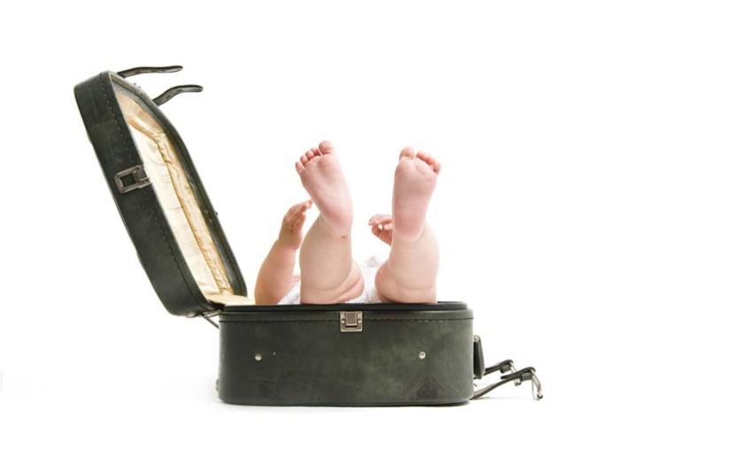 Οι πρώτες διακοπές με το παιδί σας!
