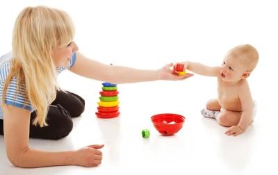 Καθαρά παιχνίδια και ασφάλεια του μωρού σας.