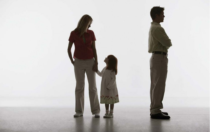 Διαζύγιο. Μια δύσκολη συνθήκη για όλη την οικογένεια