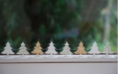 Γιρλάντα «Καλά Χριστούγεννα»