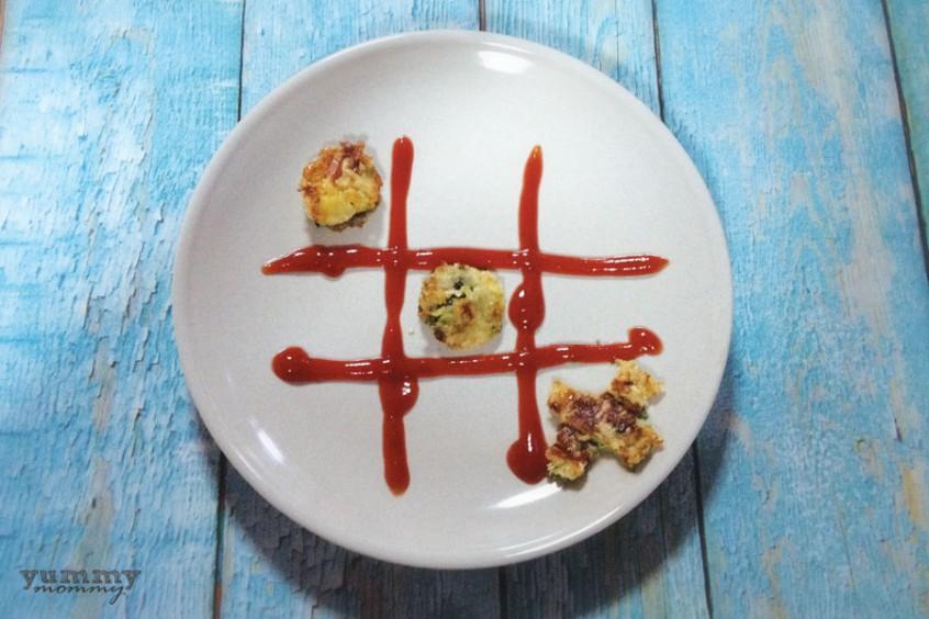 Ομελέτα φούρνου με μπρόκολο – 12 μερίδες ( 9-12 μηνών)