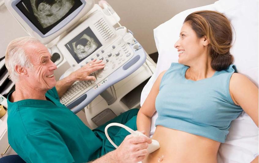 Υπερηχογραφήματα εγκυμοσύνης