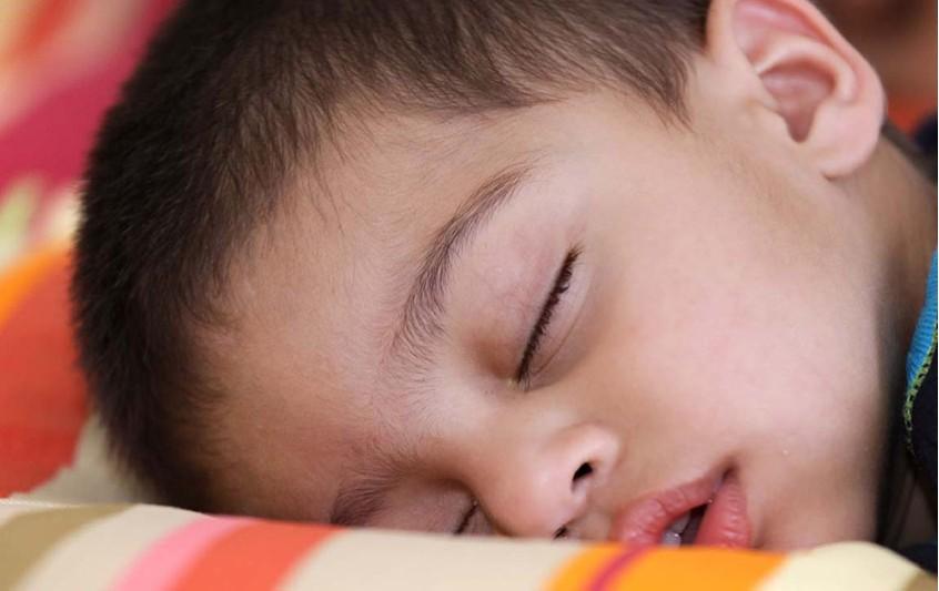 Κοιμόμαστε μαζί με το παιδί μας – Είναι 4 ετών