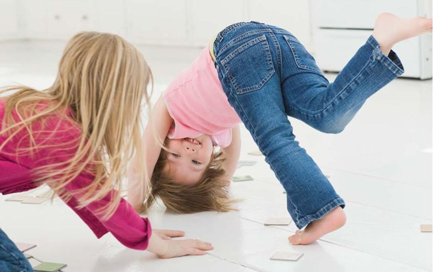 Η ασφάλεια του παιδιού στο παιχνίδι