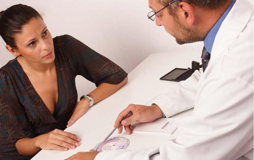 Πόνοι στην μέση & μεγάλο στήθος. Άμεσος συσχετισμός