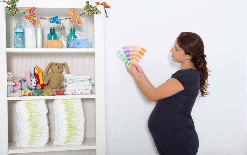 Βρεφικό δωμάτιο: Πώς επηρεάζουν τα χρώματα την ψυχολογία του μωρού μου